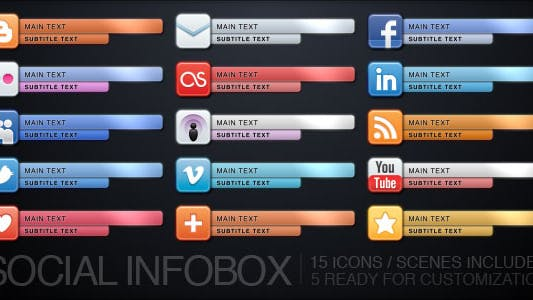 Cover Image for Social Infobox