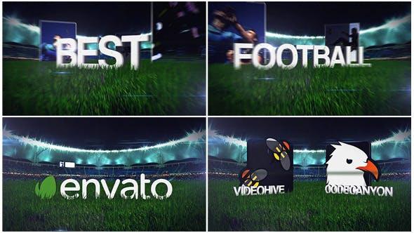 Football Soccer Field Opener