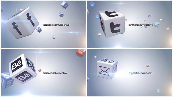Social Media Network Promo