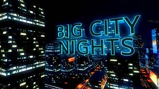 Cover Image for Big City Nights