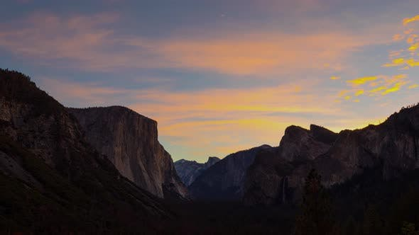 Thumbnail for Yosemite Valley Time Lapse