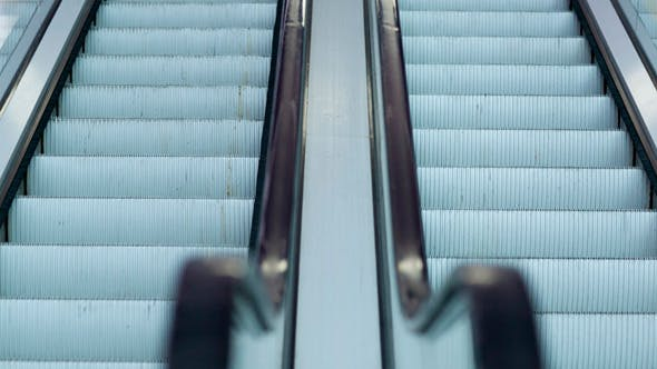 Cover Image for Up and Down Escalators