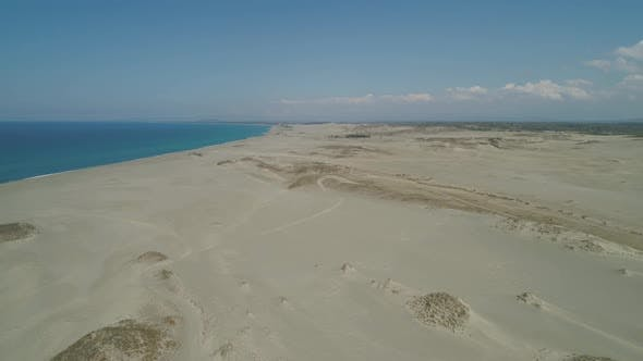 Thumbnail for Paoay Sand Dunes, Ilocos Norte, Philippines.