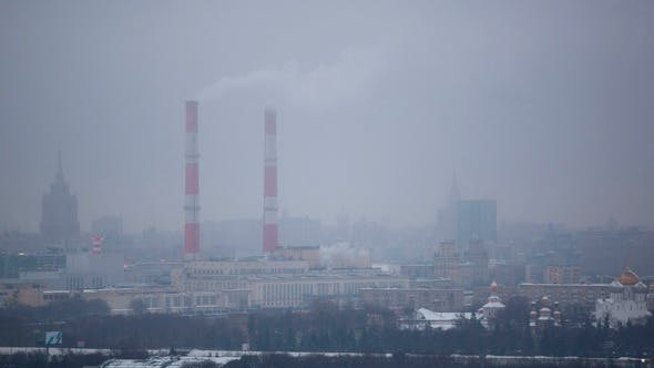 Thumbnail for Moscow Cityscape