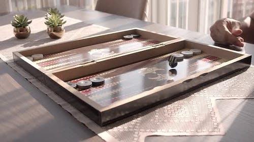 Backgammon, Turkish Game