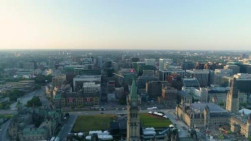 Cityscape of Ottawa