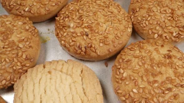 Leckere Und Süße Kekse