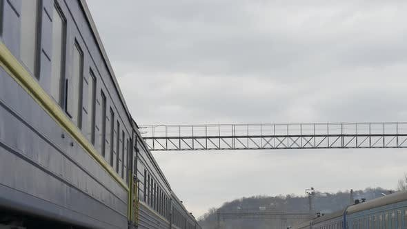 Thumbnail for Trains on the railways