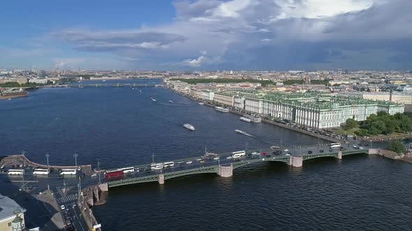 Thumbnail for City Center of St. Petersburg, Russia