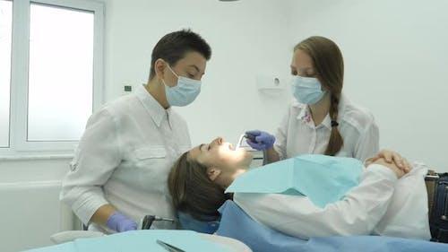 Behandeln eines Patienten