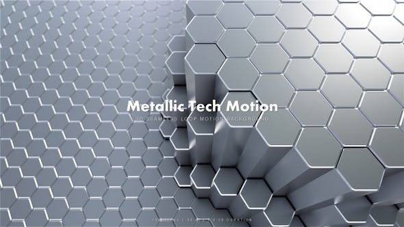 Thumbnail for Metallic Tech Motion