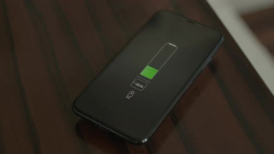 Thumbnail for Charging Cellphone
