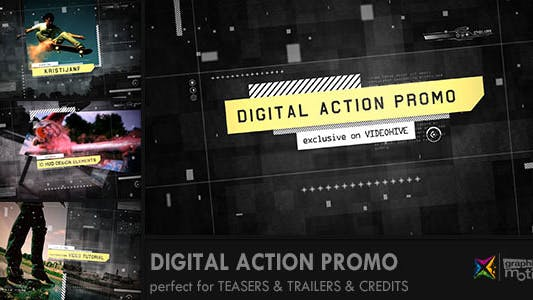 Thumbnail for Digital Action Promo