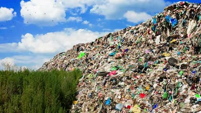 Dump Rubbish Ecology Industry Nature Earth Waste