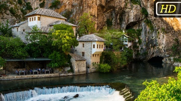 Thumbnail for Blagaj Tekke, Bosnia and Herzegovina