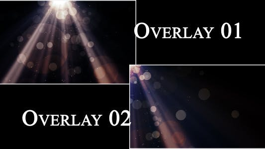 Thumbnail for Heavenly Light Overlay Set