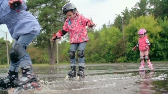 Thumbnail for Inline Skating after Rain