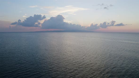 Thumbnail for Beautiful sunet and sea in Ishigaki