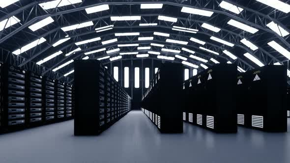 Data Factory and Server Cases Wide Angle