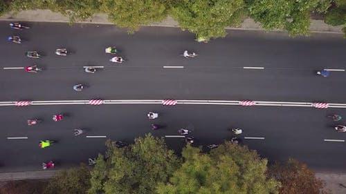Bicycle Race Marathon