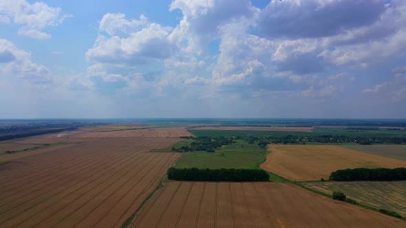 Cover Image for Aerial View Beautiful Nature Background