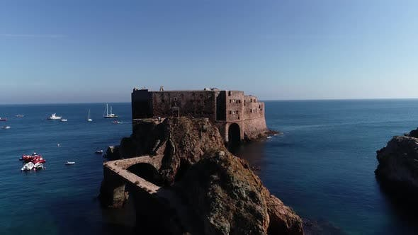 Thumbnail for View on Berlengas Island, Portugal
