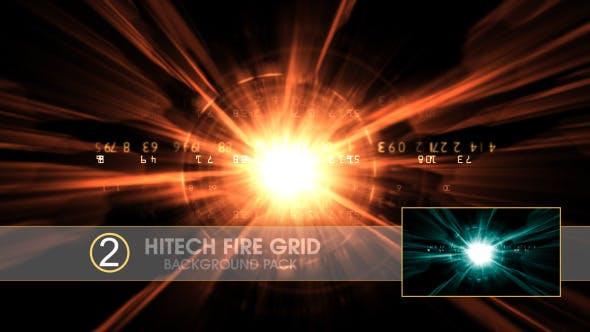 Thumbnail for Hi Tech Fire Grid