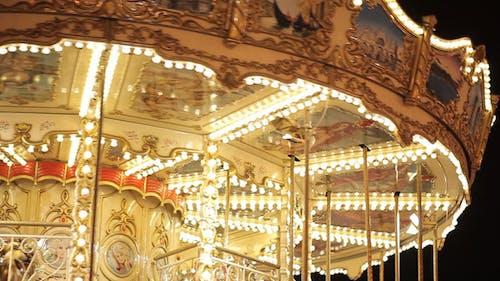 Old Fashion Carousel