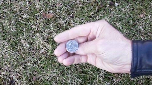 Flipping a Quarter