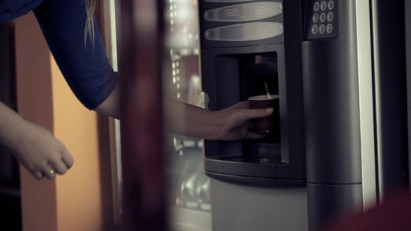 Thumbnail for Coffee Vending Machine