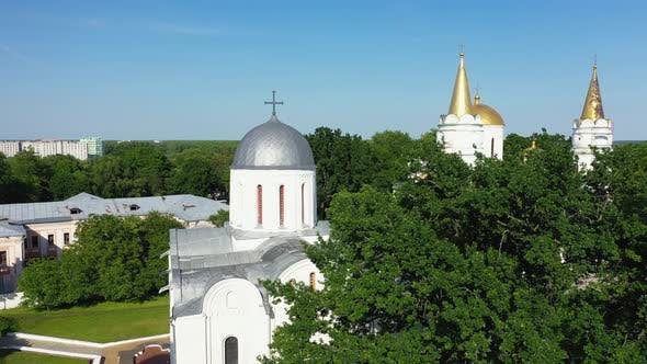 The Domes of the Church