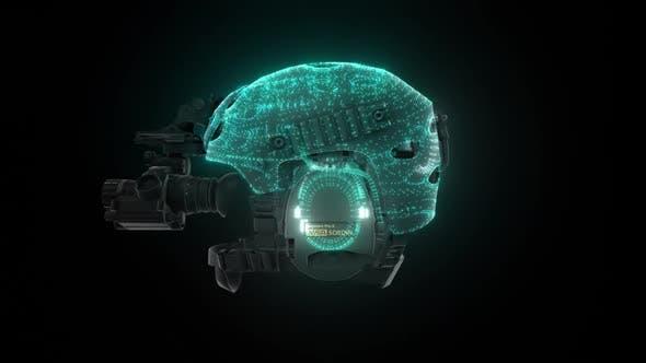 High Technology Army Alpha Bravo Helmet Hd
