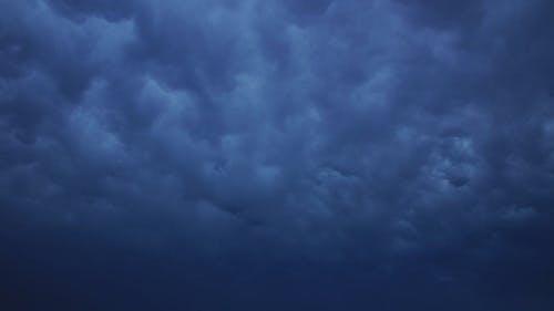 Sturmwolkenlandschaft