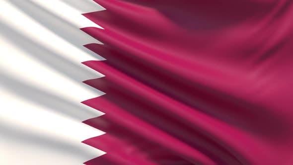 Thumbnail for The Flag of Qatar