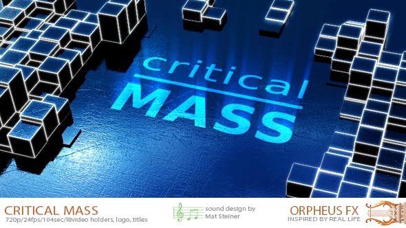 Thumbnail for Critical Mass - Action Video Presentation