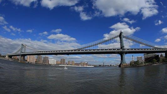 Thumbnail for Manhattan Bridge New york Full HD