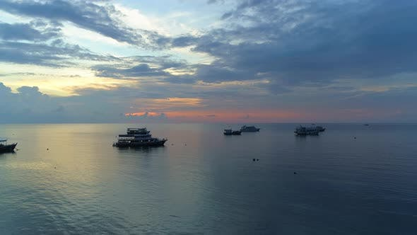 Thumbnail for Amazing Sunset in Thailand