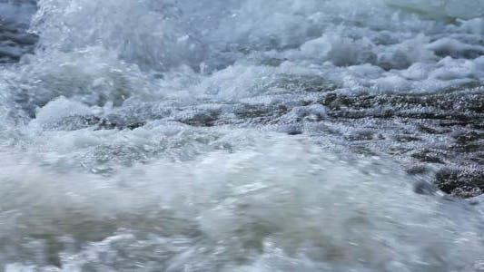 Thumbnail for Rushing Water Winter 1