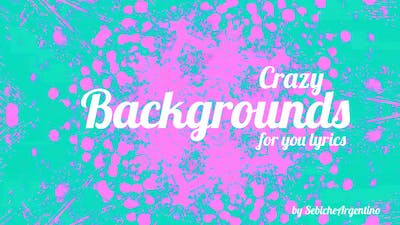 10 Crazy Backgrounds