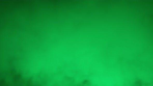 Thumbnail for Halloween Spooky Green Smoke Fog