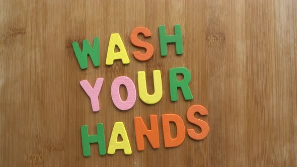 Thumbnail for Wash Your Hands - Virus