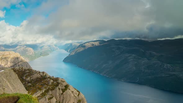 Thumbnail for Another Amazing View from Preikestolen, Norway
