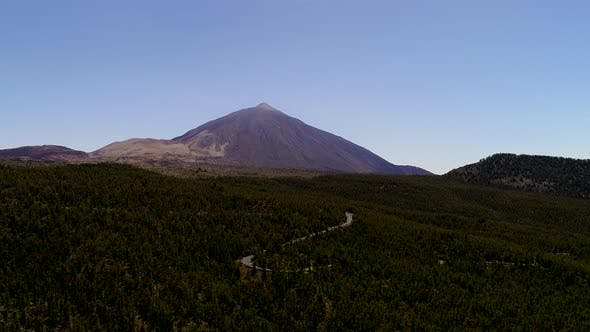 Thumbnail for Above Teide National Park