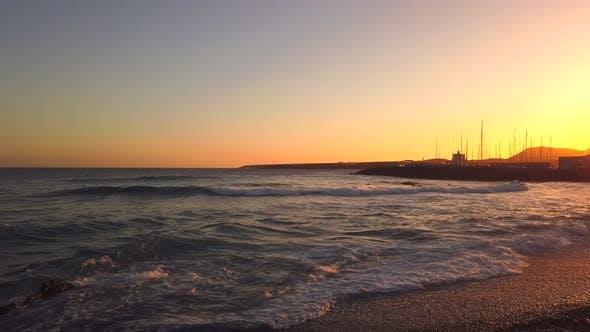 Thumbnail for Sonnenuntergang im Meer