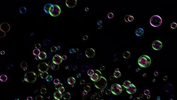 Thumbnail for Stream Color Soap Bubbles Cloud