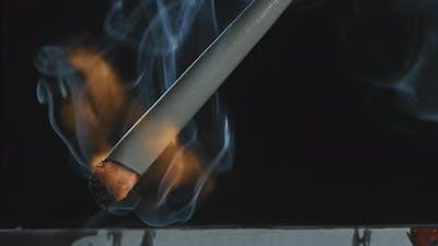 Long Match Burning