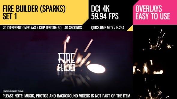 Thumbnail for Fire Builder (Sparks 4K Set 1)