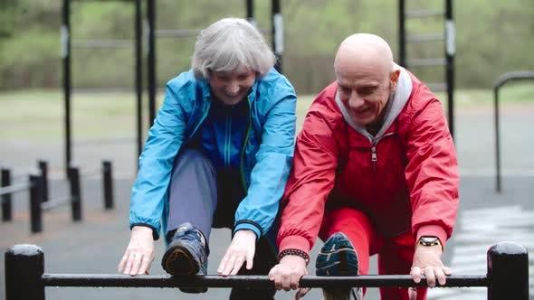 Thumbnail for Active Seniors