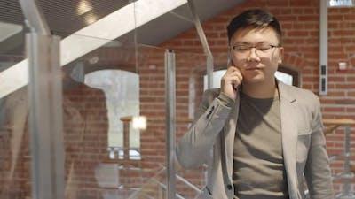 Asian Businessman