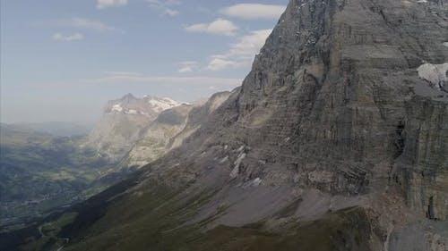 Eiger Grindelwald Switzerland